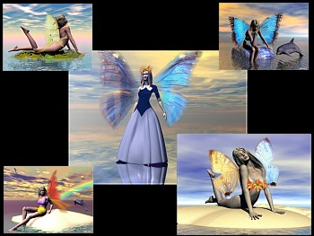 Magic Fairies Screensaver Fairies Tlc Fairy Screensavers